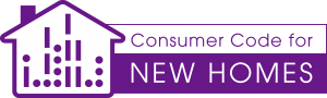 Consumer Code For New Homes Logo