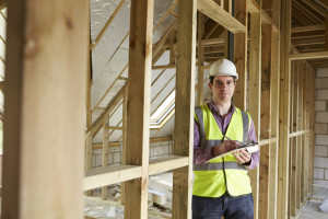 Technical Auditor Looking At New Property